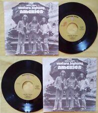 "7""45 Giri America Ventura Highway/Saturn Nights ROCK 1972 ITALY no lp mc cd"