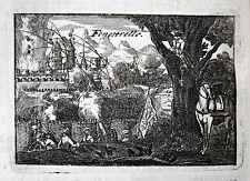 FORT MUTIN EINNAHME DER FESTUNG FENESTRELLE 1708 PIEMONT PIEMONTE FENESTRELE