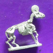 S series undead pre-slotta Grenadier miniatures skeleton mount horse S32