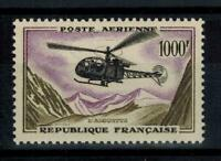 timbre France P.A n° 37 neuf* année 1959