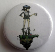 Gorillaz  NOODLE -  25mm Pin Badge ND6
