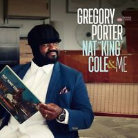 GREGORY PORTER - NAT KING COLE & ME   CD NEW!