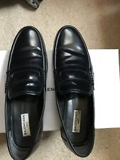 Men's Balenciaga leather Loafer size 9 us (42) euro