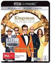 The Kingsman - Golden Circle (4K UHD / Blu-ray, 2017)