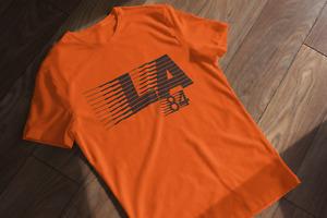 LA84 T-Shirt, Retro T-Shirts, Elliott Smith T-Shirts, Christmas gifts