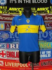 4/5 Boca Juniors size 18-20 football shirt jersey trikot