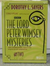 The Lord Peter Wimsey Mysteries: Set Two (DVD 2010 3-Disc)RARE BBC TV SERIES NEW