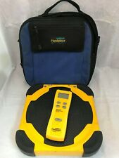 Fieldpiece SRS2 Digital Wireless Refrigerant Scale w/ Remote and Carrying Case