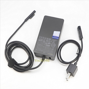 Genuine Original Microsoft Surface Book 2 1798 1832 1835 AC Adapter Charger 102W