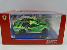 Carrera 30847 Digital 132 Slot Car Ferrari 488 GT3 Rinaldi Racing No.333