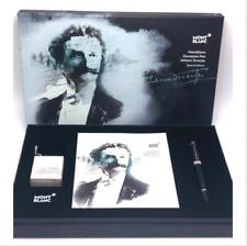 New! $670 Montblanc Donation Pen Johann Strauss Spec. Ed. w/Music Box Rollerball