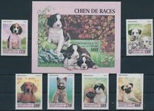 Block Angolan Stamps
