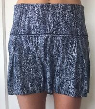 db07fc937 Lululemon Size 2 Tall Lost In Pace Skirt Black White AIRT NWT Tennis Run  Speed