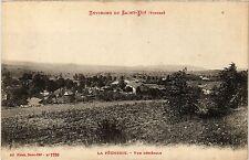 CPA  Environs de Saint-Dié (Vosges) - La Pécherie - Vue générale  (455570)