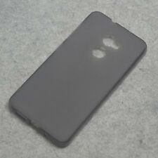 For HTC One X10 Smoke Black TPU Matte Gel skin case back cover
