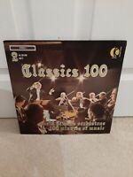 "Classics 100 Vinyl 12"" Double LP Compilation Album NE 496"