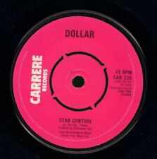 "Dollar(7"" Vinyl)Ring Ring/ Star Control-Carrere-CAR 225-UK-1979-VG/NM"