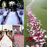 Hot Selling Fashion 500pcs Rose Flower Petals For Wedding Party Table Decoration