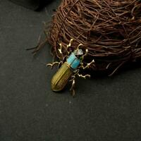 Unisex Charm Costume Insect Brooch Lapel Pin Badge Wedding Party Favour Gift