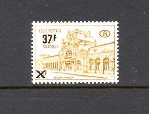 Belgium 1970 SG P 2180 Railway Parcel MH