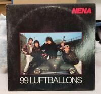 "Vintage 1984 Nena ""99 Luftballons"" LP - EPIC  Records (BFE-39294) NM"