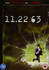 11.22.63 [DVD] [2016]