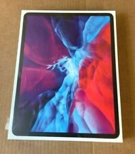 SEALED Apple iPad Pro 4th Gen 128GB Wi-Fi 12.9 in Silver New 2020