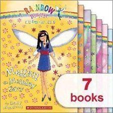 The Fun Day Fairies Set (7 Books) (Rainbow Magic, #1 Megan the Monday Fairy; #2