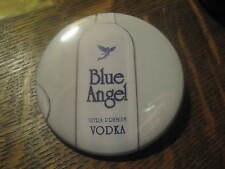 Blue Angel Premium Vodka Advertisement Promo Button Pin FREE USA Shipping $20