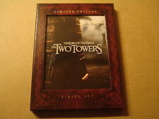 2-DISC LIMITED EDITION DVD / THE LORD OF THE RINGS - THE TWO TOWERS