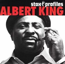 Stax Profiles ALBERT KING CD