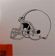 football américain casque Art mural autocollant vinyle enfants chambre d'ENFANT