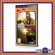 UFC Undisputed 2010 Essentials (Sony PSP) Brand New
