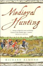ALMOND RICHARD FALCONRY BOOK MEDIEVAL HUNTING paperback bargain new