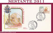 VATICANO FDC ROMA VISITA GIOVANNI PAOLO II PORTOGALLO FATIMA 13 MAGGIO 1982 (601