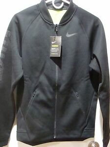 Men's Nike Winter Therma Sphere Jacket 807761 010 Size S~2XL
