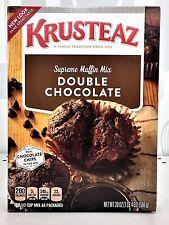 Krusteaz Double Chocolate Supreme Muffin Mix 20 oz