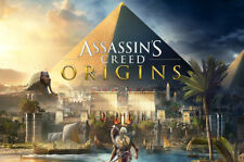 Assassin's Creed Origins + Assassin's Creed: Unity!!