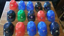 30 Mlb Ice Cream Sundae Mini Helmets