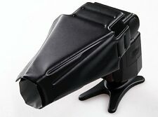 Universal Foldable Reflector/Snoot Reflective Speedlight Flash Diffuser Soft Box