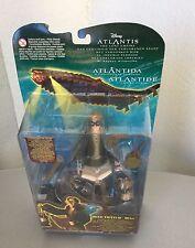 Disney Atlantis Movie Figure Milo Thatch # Mosc Action Figure