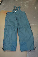 Used Canadian air force blue cold weather trousers pants size 7338 (P8#bte155)