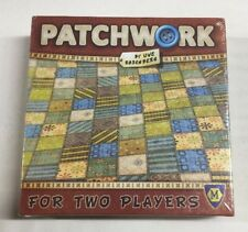 Patchwork Board Game, New, Sealed! FREE SHIPPING! U.S. Seller!