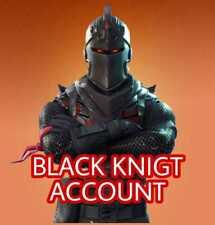 Black Knight Random account [Renegade Rider Hidden]