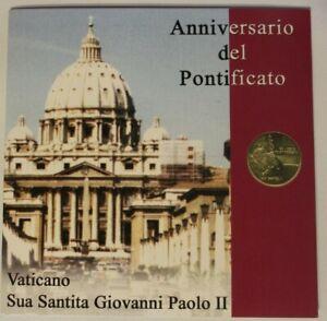 KMS Vaticano Anniversario del Pontificato 2003 2004 PP TOP