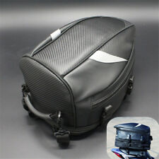 Waterproof Motorcycle Top Case Rear Back Seat Travel Bag Helmet Pack Universal
