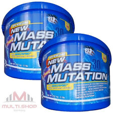 New MASS MUTATION 4540g / 4,54kg Whey Protein Carbs Gainer Masseaufbau Megabol