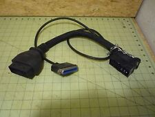 Lot of 2 KENT MOORE J-39700-25 ABS / TCS Breakout Box Adapter & J-39700-650