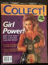 TUFF STUFF'S: COLLECT! - AUGUST 1999 - USED ENTERTAINMENT MAGAZINE
