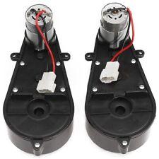 2 Pezzi 550 Universali per Bambini Auto Elettrica Cambio con Motore 12V 230 W3W1